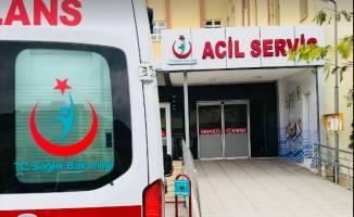 Karamürsel'de araç takla attı!1 yaralı