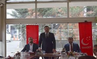 Saadet Partisi Gebze İlçe Başkanı Türel Basınla Buluştu!