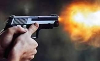 Tartışmada bir kişi başından silahla vuruldu!