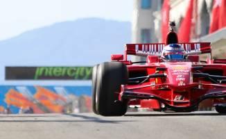 Formula 1 yeniden İstanbul'da başlıyor!