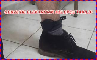 Gebze'de Aile içi kadına karşı şiddete elektronik kelepçe