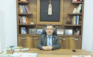 Yeniden Refah Partisi  İlçe Başkanı Kılıç'tan Mevlid Kandili Mesajı