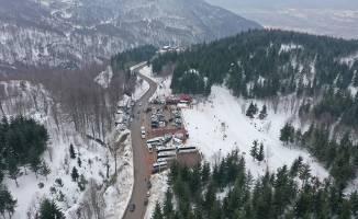Kocaeli'ye ilk kar düştü !