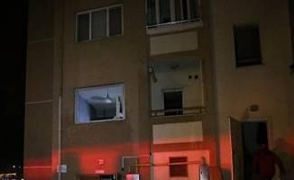 İzmit'te doğalgaz patlaması sonucu 1 kişi ağır yaralandı!