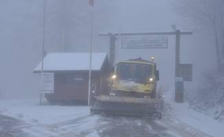 Kar Timleri, Kartepe zirve yolunu sürekli açık tutuyor
