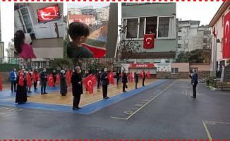Eşrefbey İlkokul'u töreni alkışlandı