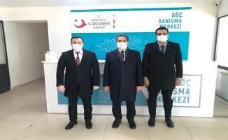 Gebze'de Göç İdaresi Hizmet Birimi Açılıyor