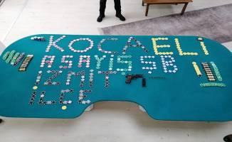 Kocaeli'de kumar oynayan 16 kişiye ceza yazıldı!