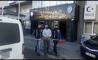Aranan hükümlü Gebze'de yakalandı!