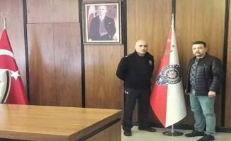 Gencer Çayırova'nın Emniyet Müdürü Aldemir'e gitti