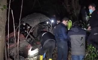 Ormandaki UTV gezisinde 1 kişi öldü 1 kişi yaralandı!
