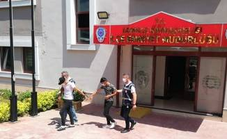 Kocaeli'de hırsızlık yapan iki kişi yakalandı!