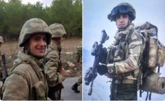 Kuzey Irak'ta 2 asker şehit oldu