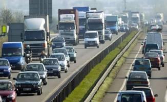 Trafikte çakar, makas ve drifte af yok!