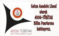 Gebze Anadolu Lisesi'nin tüm projeleri onaylandı