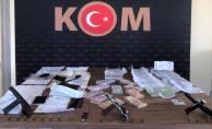 Kocaeli'de tefecilik operasyonu: 8 gözaltı!