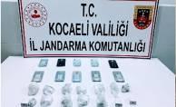 Kocaeli'de 40 bin lira değerinde kaçak telefon ele geçirildi!