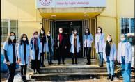 Gebze'ye 20 sağlık personeli atandı!