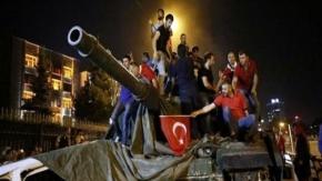 15 Temmuz - Demokrasi Marşı.