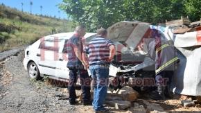 Gebze Mevlana Mahallesinde Korkunç kaza