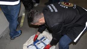 İzmit Limanda Kokain Operasyonu