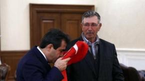 Hasan Hüseyin Halisdemir Kocaeli'de