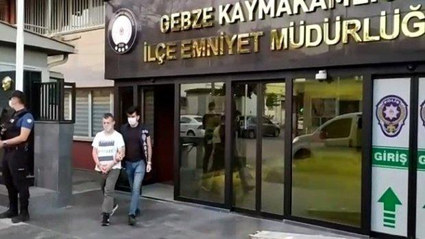 Gebze'de evlere dadanan azılı hırsız yakalandı!