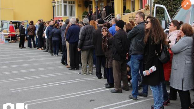 Bulgaristan seçiminde Türklere sandık oyunu
