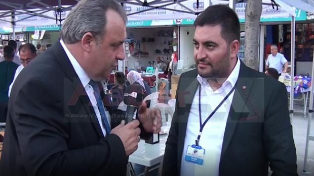 Darıca Karslılar Dernek Başkanı Ali Şen İle Bülent Kömürcü Röportaj