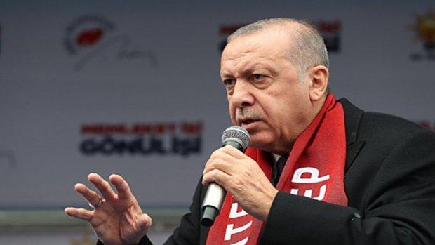 Cumhurbaşkanı Erdoğan'dan önemli Telefon Görüşmesi