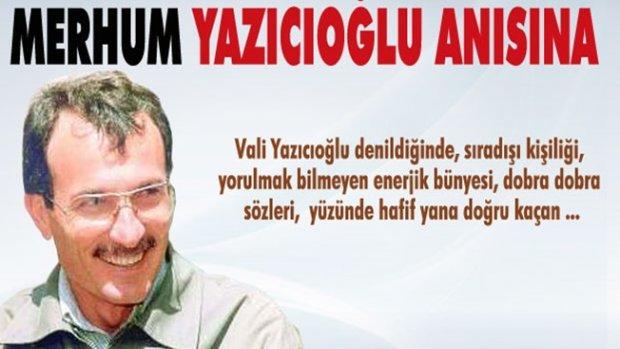 Recep Yazıcıoğlu (1948 - 2003)