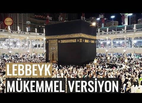 Lebbeyk Allahümme Lebbeyk