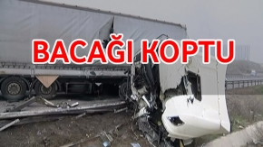 Dilovası#039;nda Feci Kaza 1 Ölü 7 Yaralı