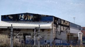 Yangın Sonrası Howon Otomotiv Görüntüleri