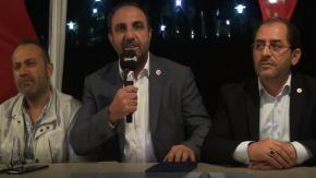 Haber41 Gebze Kent Meydanında Saadet Partisi Standı (26,05,2018)